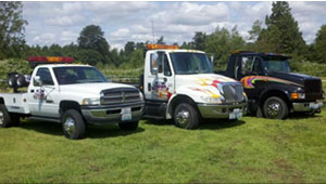 Towing Fleet JC Towing